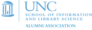 School of Information and Library Science Alumni Association logo