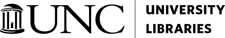 UNC University Libraries logo