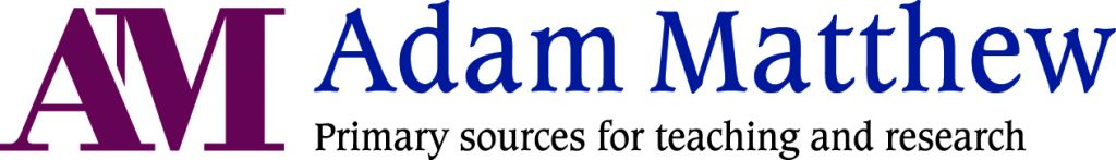 Adam Matthew logo - Primary sources for teaching and research