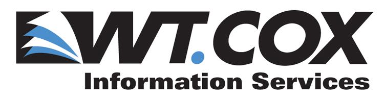 WT Cox Information Services logo